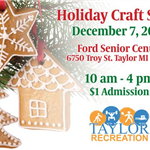 Taylor Rec Holiday Craft Show