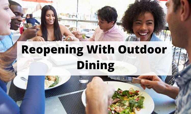 Reopening With Outdoor Dining (1)